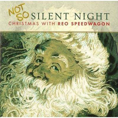 REO Speedwagon - Not So Silent Christmas with REO Speedwagon (CD)
