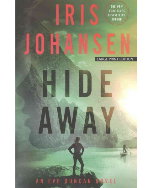 Hide Away (Paperback) (Iris Johansen) - image 1 of 1