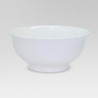 Serving Bowl 45oz Porcelain White - Threshold™