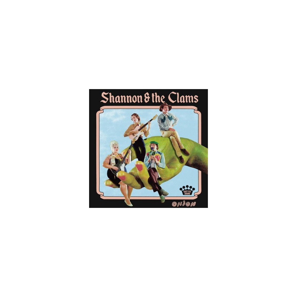 Shannon And The Clam - Onion (CD)