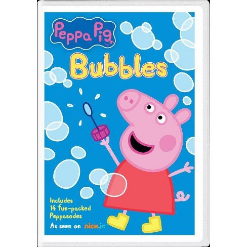 Peppa Pig: Bubbles (DVD) - image 1 of 1