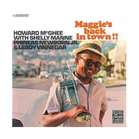 Howard McGhee - Maggies Back in Town (CD) - image 1 of 1