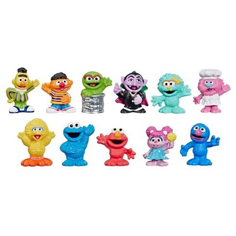 Sesame Street Deluxe Figure Set Target Exclusive