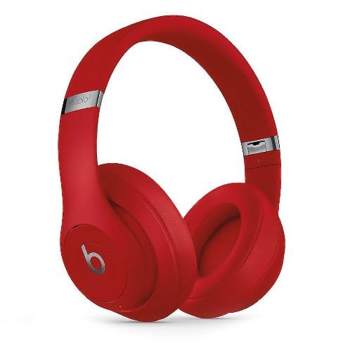 Beats Studio3 Wireless Over Ear Headphones Red Target