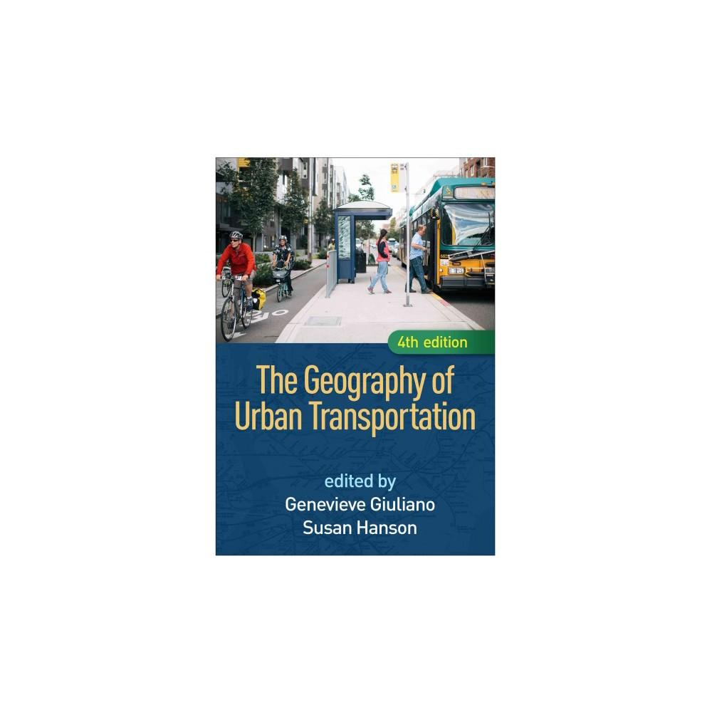 Geography of Urban Transportation (Hardcover)