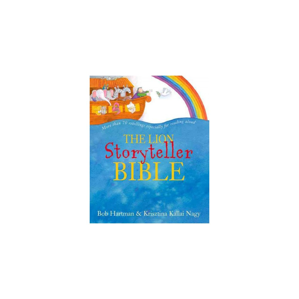 The Lion Storyteller Bible (Mixed media product)