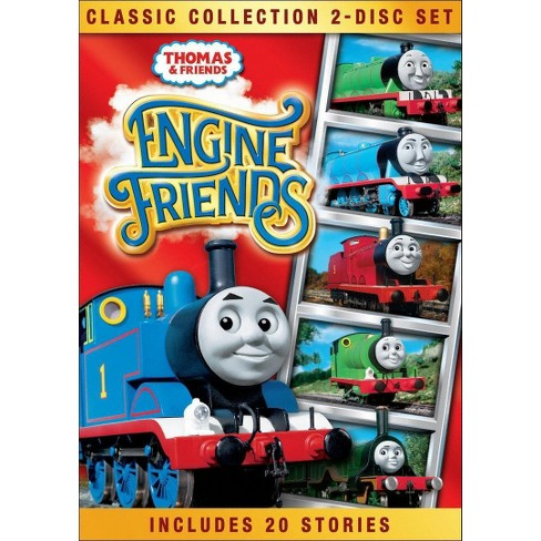Thomas & Friends: Engine Friends Classic Collection (DVD) - image 1 of 1