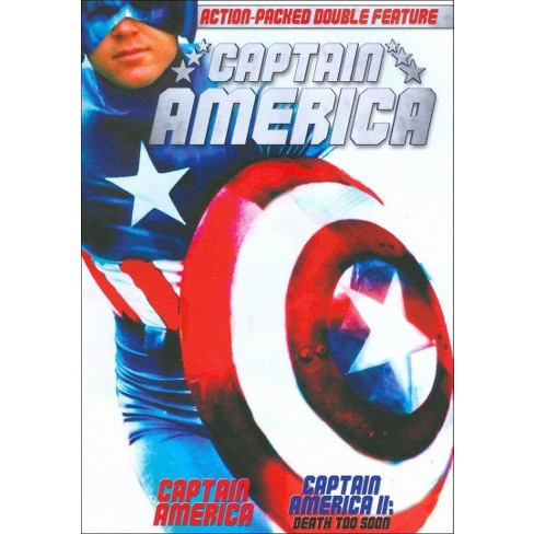 Captain America / Captain America II: Death Too Soon (DVD) - image 1 of 1