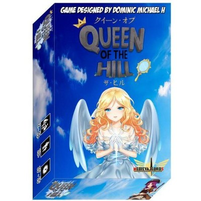 Queen of the Hill Board Game