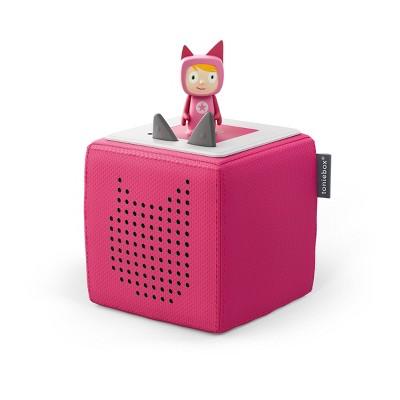 Toniebox Audio Player Starter Set - Pink