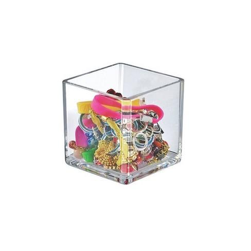 "Azar Displays 6"" 4pk Cube Bin - image 1 of 1"