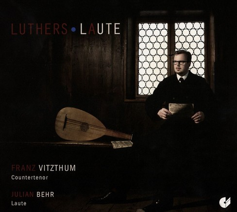 Julian behr - Luther's laute (CD) - image 1 of 1