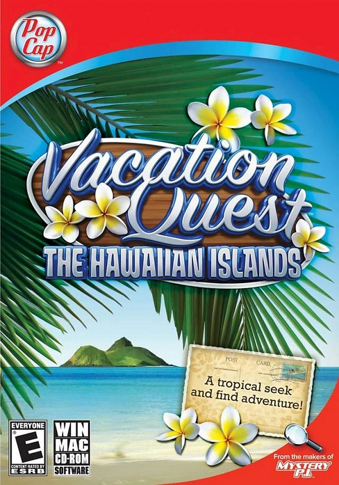 Vacation Quest: The Hawaiian Islands - PC Game (Digital) - image 1 of 1