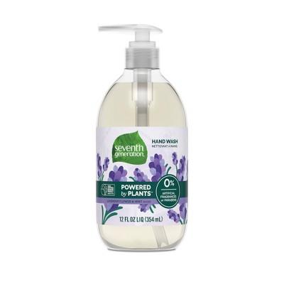 Seventh Generation Hand Wash - Lavender Flower & Mint - 12 fl oz