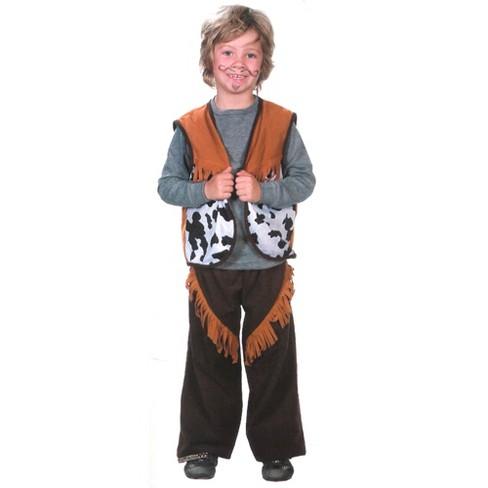 Northlight Cowboy Halloween Children's Costume - Medium - image 1 of 1
