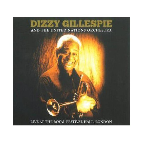Dizzy Gillespie - Live At The Royal Festival Hall, London (CD) - image 1 of 1