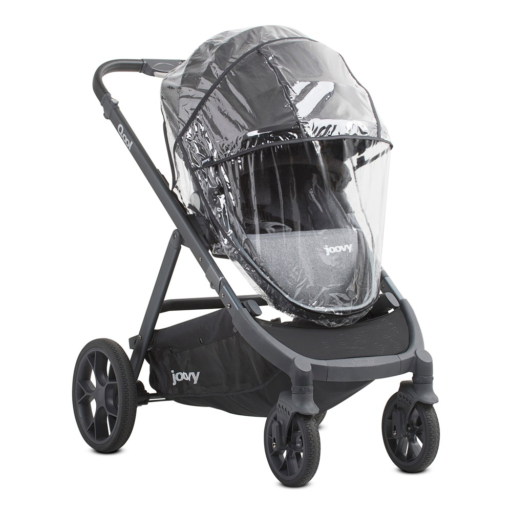 Joovy Qool Rain Cover - Clear