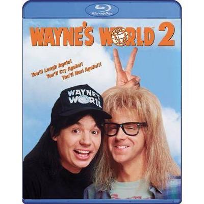 Wayne's World 2 (Blu-ray)(2017)
