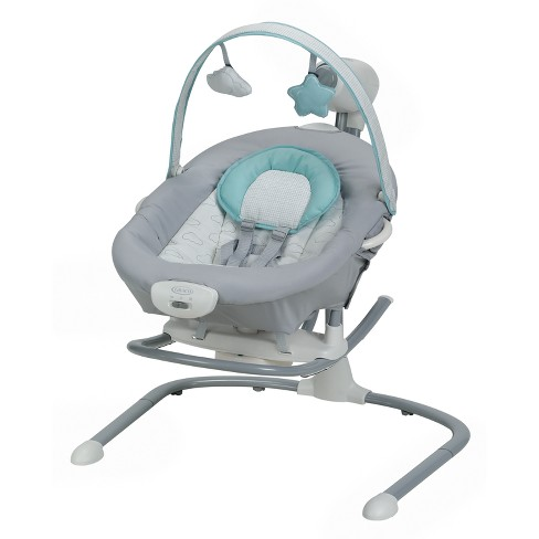 Graco Duet Sway Swing with Portable Rocker - image 1 of 11