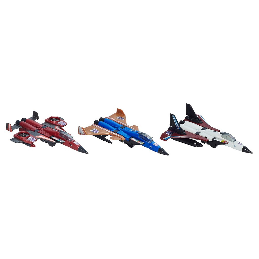 Transformers Platinum Edition Seeker Squadron 3-Pack