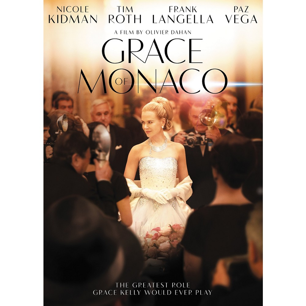Grace Of Monaco (Dvd), Movies