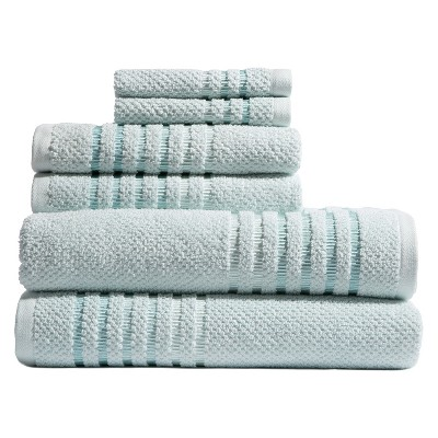 6pc Maggie Fresh Air Bath Towels Sets - Caro Home