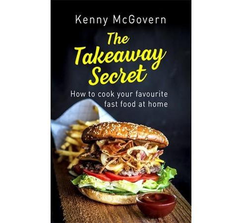Takeaway Secret -  by Kenny Mcgovern (Paperback) - image 1 of 1