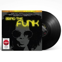 Various Artists - Bring the Funk (Target Exclusive, Vinyl)