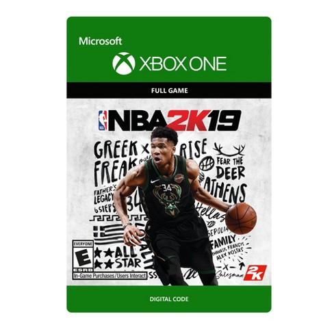 NBA 2K19 - Xbox One (Digital)