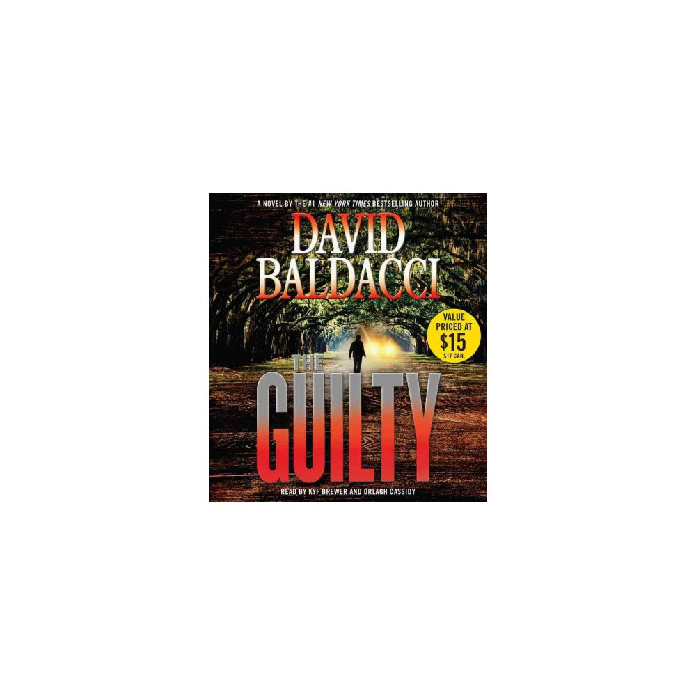 Guilty (Abridged) (CD/Spoken Word) (David Baldacci)