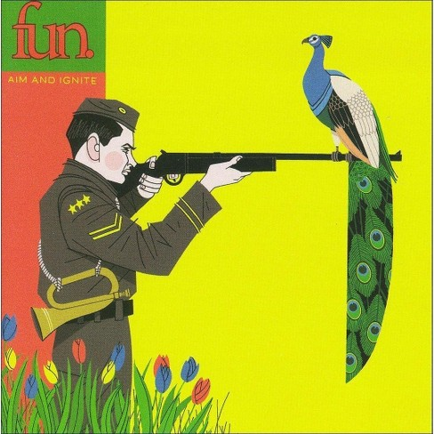 Fun. - Aim and Ignite (CD) - image 1 of 1
