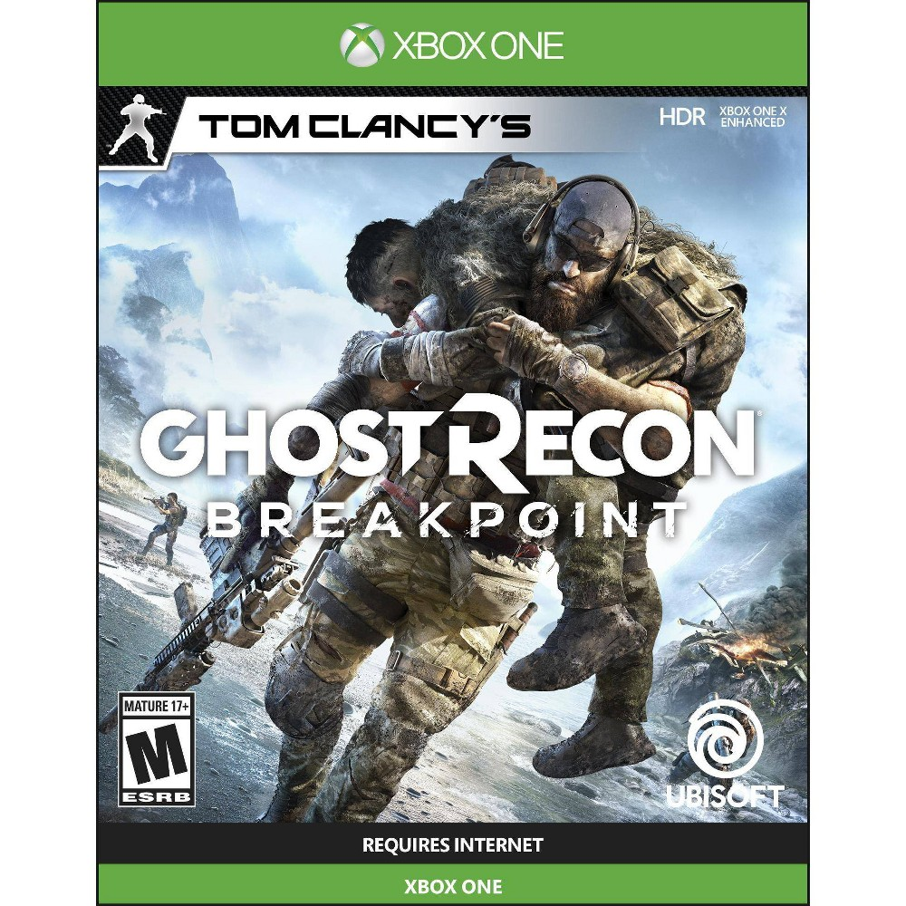 Tom Clancy's Ghost Recon: Breakpoint - Xbox One was $39.99 now $19.99 (50.0% off)