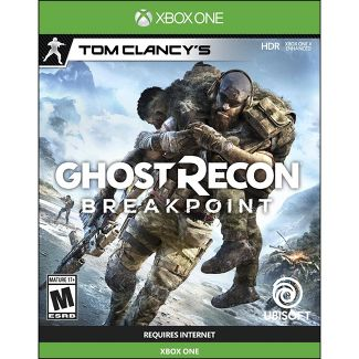 DAY 2 Tom Clancys Ghost Recon Breakpoint, Xbox One, 887256090531