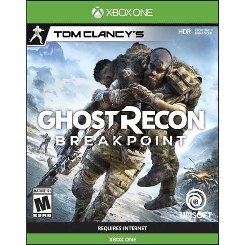 Tom Clancy's Ghost Recon: Breakpoint - Xbox One - image 1 of 4