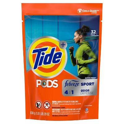 Tide Pods Laundry Detergent Pacs