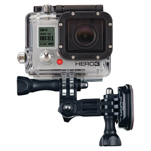 GoPro Side Mount for HERO Cameras - Black (AHEDM-001) - image 1 of 3