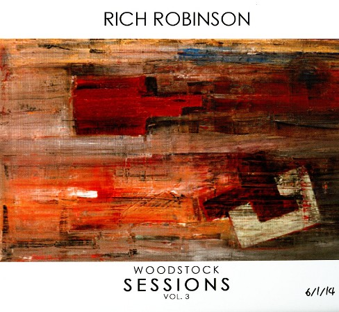 Rich robinson - Woodstock sessions (Vinyl) - image 1 of 1