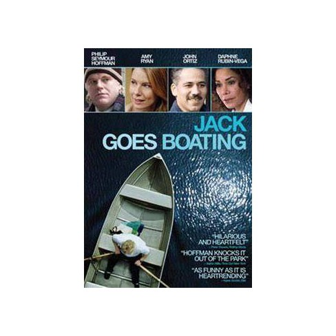 Jack Goes Boating (DVD) - image 1 of 1