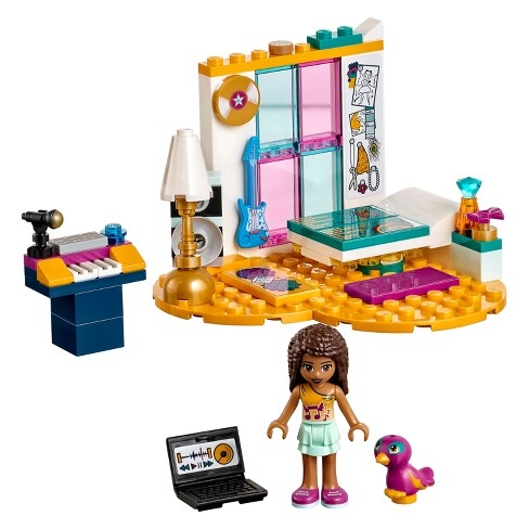 Lego Friends Andreas Bedroom 41341 Target