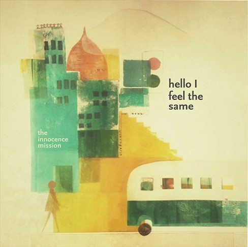 Innocence mission - Hello i feel the same (CD) - image 1 of 1