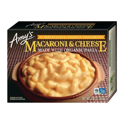 Amy's Organic Frozen Macaroni & Cheese - 9oz