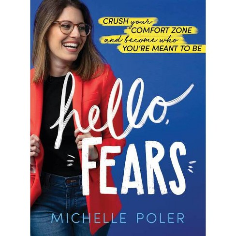 Hello, Fears - by Michelle Poler (Hardcover) - image 1 of 1