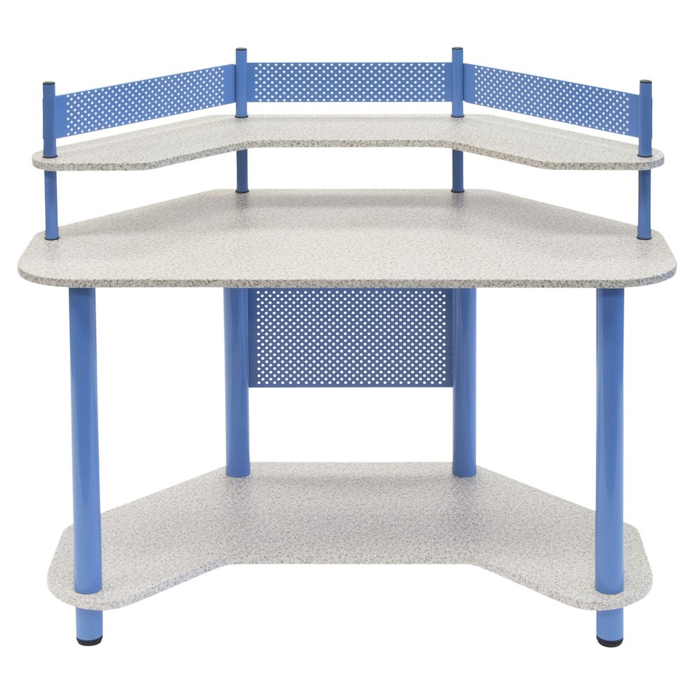 Calico Designs Study Corner Desk - Studio Designs, Blue