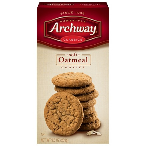 Archway Classic Soft Oatmeal Cookies - 9.5oz - image 1 of 2