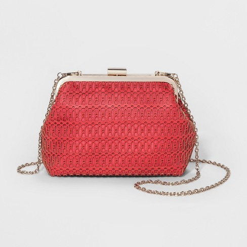 Estee & Lilly Perf Frame Crossbody Bag - image 1 of 3