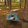 Outdoor Patio Heavy-Duty Hammock Hanging Tree Straps/S-Hooks - image 2 of 3