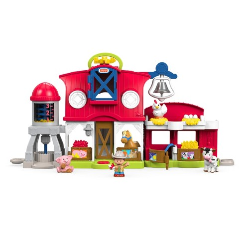 Fisher-Price Little People Caring For Animals Farm - image 1 of 14