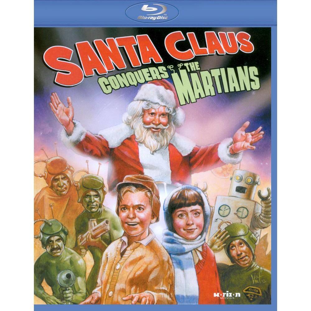 Santa claus conquers the martians (Blu-ray)