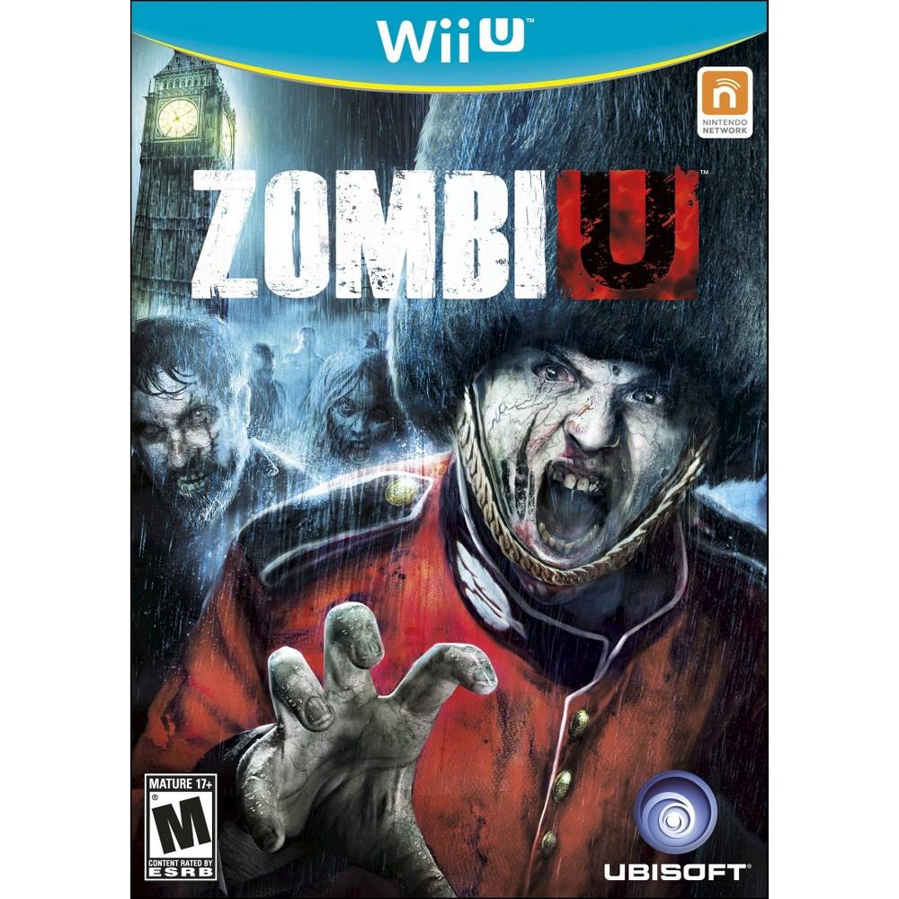 ZombiU Nintendo Wii U, video games