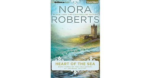 Heart of the Sea ( Gallaghers of Ardmore Trilogy) (Unabridged) (Compact Disc) - image 1 of 1